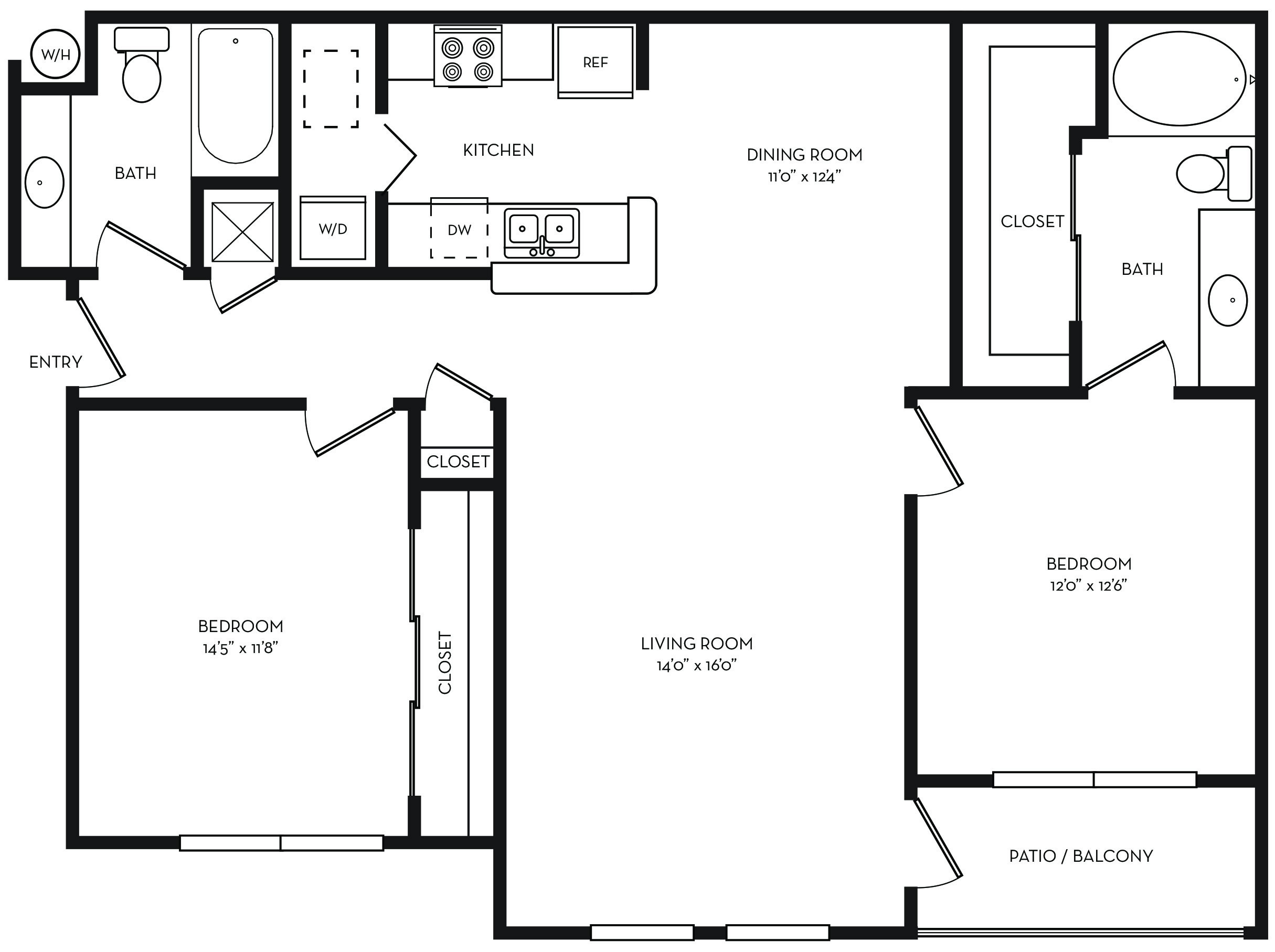Floor plan definition meaning apartments in law suite for Floor definition